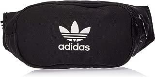 adidas Unisex Essential Crossbody Bag Waistbag, Black, One Size