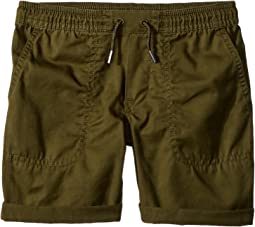 Polo Ralph Lauren Kids Relaxed Fit Cotton Shorts (Toddler)