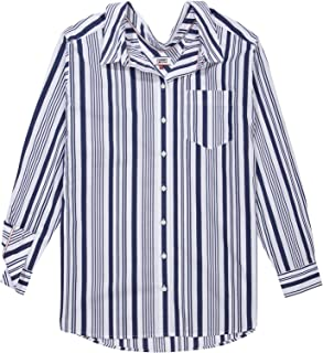 Tommy Hilfiger Shirts For Women XS, Blue & White, Size XS