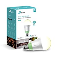 2 Pk Kasa Smart Wi-Fi LED Soft Dimmable Light Bulb A19 Works Deals