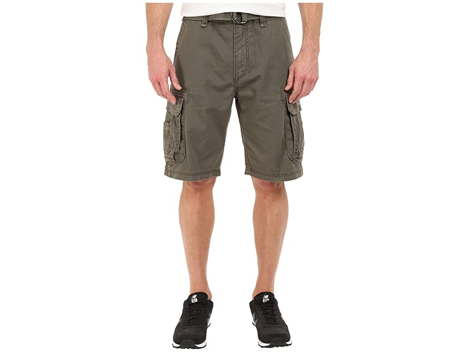 UNIONBAY Survivor Cargo Short (Military) Men