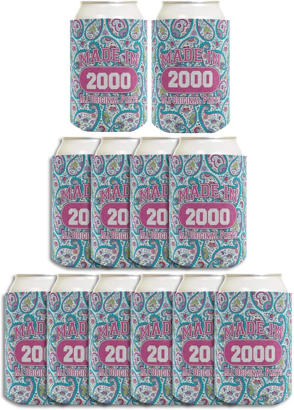 21st Birthday Gift Super sale Coolie Made 2000 Can NEW before selling ☆ Pack Coolies Cool 12