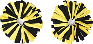 Pomchies pom, Black/Yellow Gold, One Size