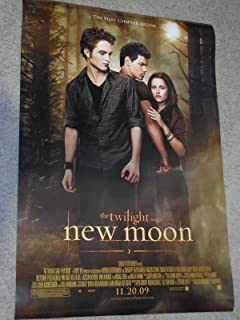 Super Posters Twilight New Moon Final 27x40 Original D/S Movie Poster
