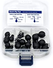 Steelhead Pack Fishing Weights | Lead-Free USA Made Sinkers + Snap-Swivels & Tackle Box