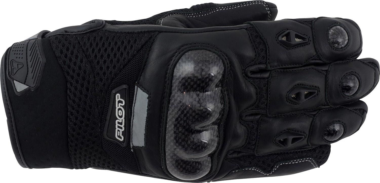 Pilot Motosport Ventor Mesh Time sale Glove Summer Motorcycle Carbon Latest item