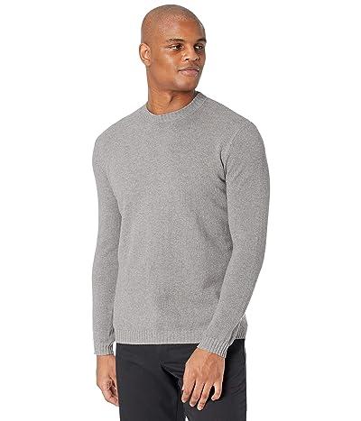 Linksoul Waffle Stitch Crew Neck Sweater