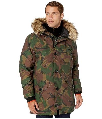 Polo Ralph Lauren Camo Down Jacket (British Elmwood Camo) Men