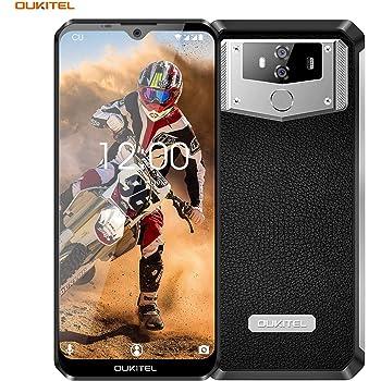 OUKITEL K12 (2019), 10000mAh Smartphone Ohne Vertrag, 6.3 Zoll ...