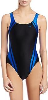 Speedo Big Girls' Youth Quantum Splice Swimsuit