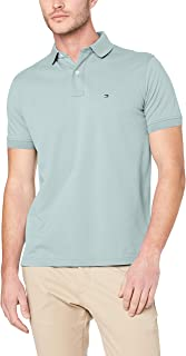 TOMMY HILFIGER Men's Cotton Regular Fit Polo