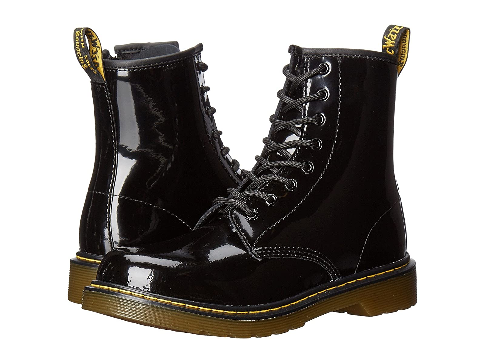 Dr. Martens Kid's Collection 1460 Youth Delaney Boot (Big Kid)Affordable and distinctive shoes