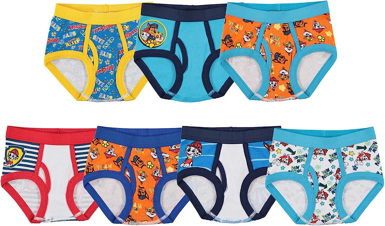 Paw Patrol Boys' Underwear Multipacks