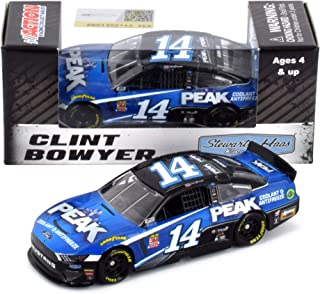 Lionel Racing Clint Bowyer 2019 Peak NASCAR Diecast Car 1:64 Scale