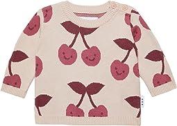 Cherry Knit Jumper (Infant/Toddler)