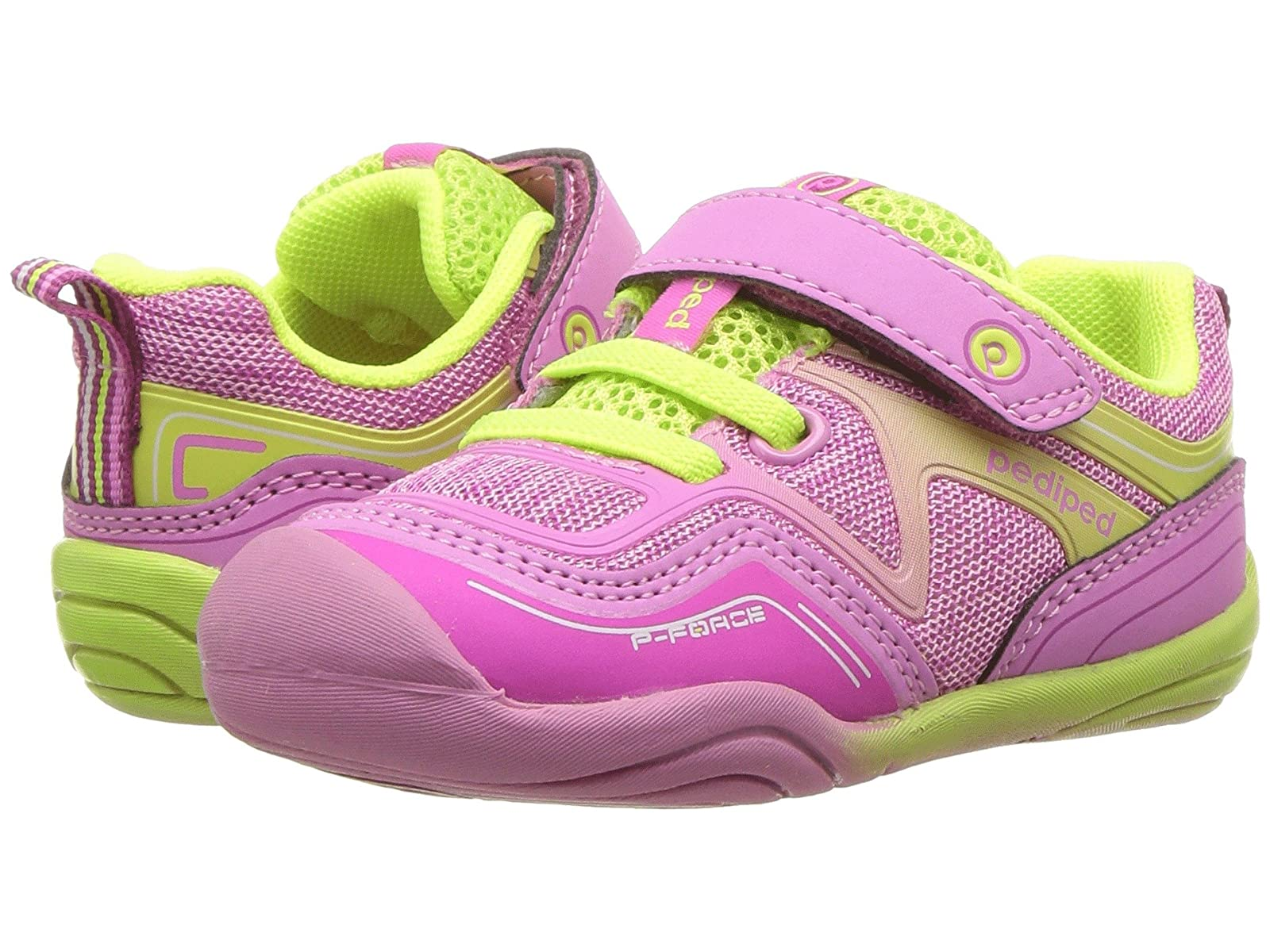 pediped Force Grip 'n' Go (Toddler)Atmospheric grades have affordable shoes
