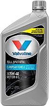 Best Valvoline - VV966 European Vehicle Full Synthetic SAE 5W-40 Motor Oil 1 QT Reviews