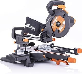 Evolution Power Tools - R210SMS-300+ Ingletadora deslizante