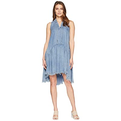 CATHERINE Catherine Malandrino Keala Dress (Blue Denim) Women