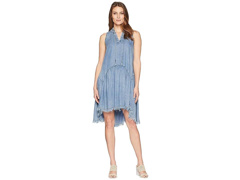 CATHERINE Catherine Malandrino Keala Dress (Blue Denim) Women