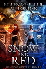 Snow and Red: Dragon Shifters' Hoard book 1 - an urban fantasy paranormal romance Kindle Edition