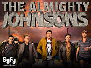 The Almighty Johnsons Season 3