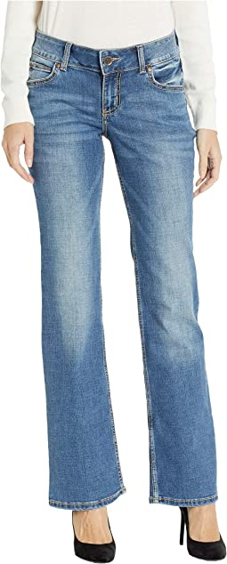 Retro Mae Mid-Rise Bootcut Jeans