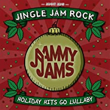 Jammy Jams Jingle Jam Rock: Holiday Hits Go Lullaby Audio