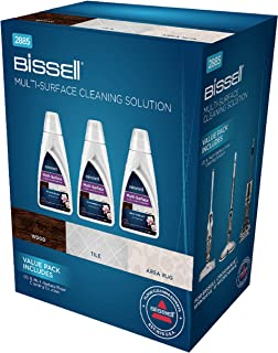 Środek czyszczący BISSELL Multi Surface, zestaw   3 x 1 l   Do CrossWave, SpinWave i HydroWave   2885