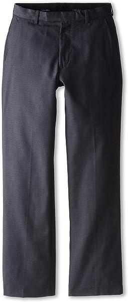 Calvin Klein Kids - Fine Line Twill Pant (Big Kids)