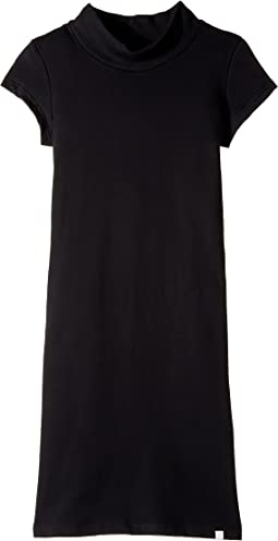 eve jnr - Fleece Midi Dress (Little Kids/Big Kids)