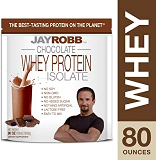 jay robb whey powder