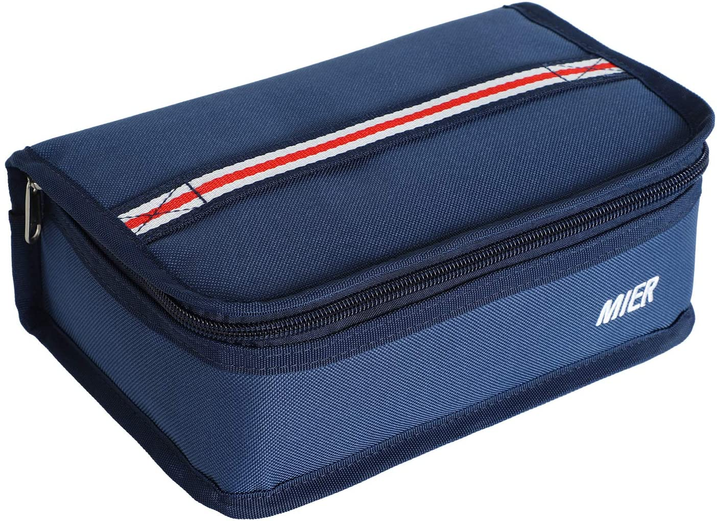 MIER Be super welcome Portable Thermal Insulated Cooler Bag Mini Lunch specialty shop for Ki