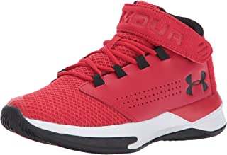 : Rouge Basket ball Chaussures de sport