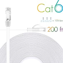Short CAT 5e Ethernet Patch Cable Blue Color Cat 5e Patch Cord LAN Cable UTP 24AWG+100/% Copper Wire 5-Pack 0.3m CableCreation 1 Foot RJ45 Computer Network Cord