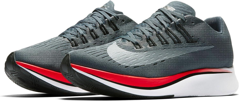 Nike - Zoom Fly Damen Laufschuh (blau-grau)