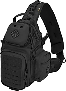 HAZARD 4 Unisex-Adult Freelance Photo Sling Pack Black FTO-FLC-BLK, Black