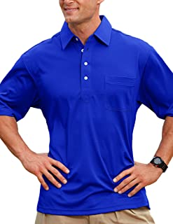 Pro Celebrity Men's Members Only Polo Shirt