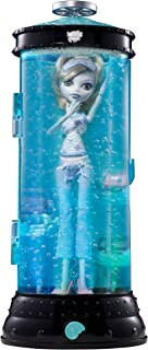 Monster High Dead Tired Lagoona Blue Doll And Hydration Station Playset