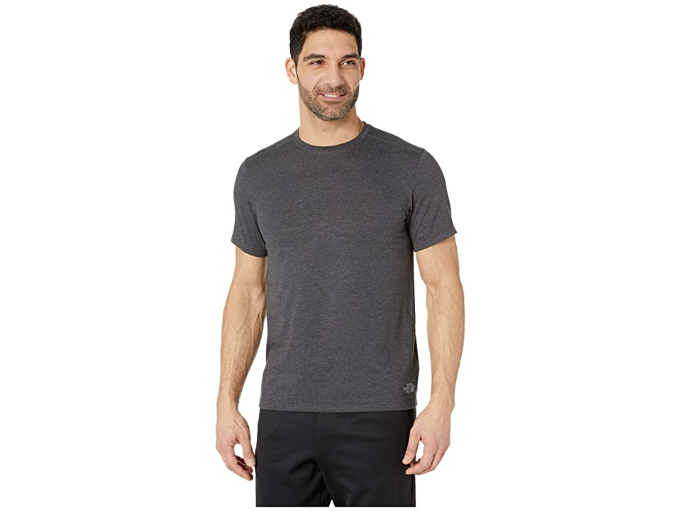 The North Face Day Three T-Shirt (Asphalt Grey Heather) Men
