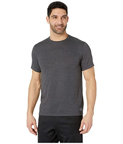 The North Face Day Three T-Shirt (Asphalt Grey Heather) Men