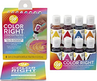 Wilton Color Right Performance Color System Wilton Color Right Performance Color System Assorted