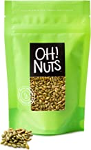 Oh! Nuts Roasted Salted Pumpkin Seeds | Resealable 2lb Bulk Bag | Shelled & Sprouted Pepitas | All-Natural Protein Power for Gluten-Free & Vegan Snacking | Fresh & Healthy Keto Snacks