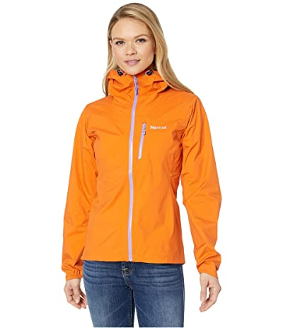 Marmot Essence Jacket (Bonfire) Women