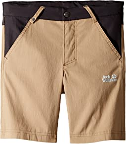 Jack Wolfskin Kids - Dillon Flex Shorts (Infant/Toddler/Little Kids/Big Kids)