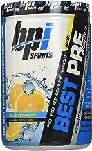BPI Sports Best Ever Ketogenic Pre-Workout Supplement - 30 Servings, 11.11 Ounce (2 Pack) (Blue Lemon Ice)