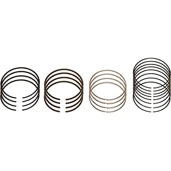 Hastings 6338040 6-Cylinder Piston Ring Set