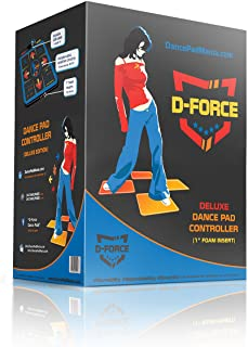 d force dance pad