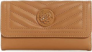 Guess Damen LIDA Multi Clutch Wallet, beige, One Size
