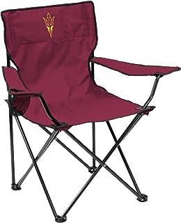 Logo Collegiate Folding Quad Chair with Carry Bag
